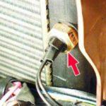 Проблемы с датчиком и вентилятором охлаждения