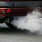 дым из выхлопной