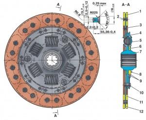 Vedomyj disk sceplenija