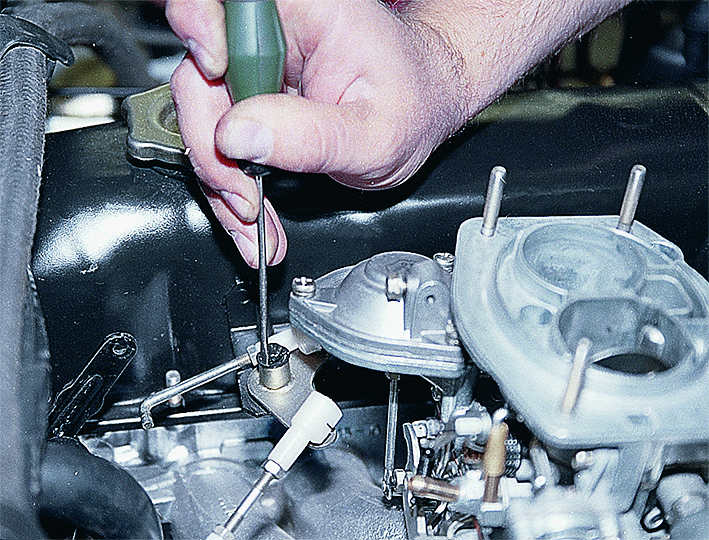 Фото №18 - замена прокладки блока цилиндров ВАЗ 2110