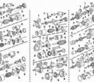 Разборка и сборка стартера Nissan Almera