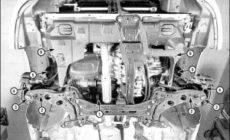 Ходовая часть. Mazda 626