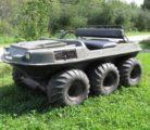 Вездеходы Argo. «Hummer» отдыхает