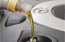 Замена и выбор моторного масла