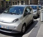 По Парижу на арендованном Bluecar