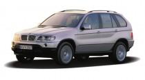 BMW X5: несущий кузов, независимая подвеска всех  колес, клиренс —180 мм,  постоянный привод на все колеса, электронный контроль тягового усилия
