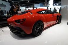 """Задняя часть автомобиля полностью переделана. От привычного """"Aston Martin"""" осталась только эмблема."""