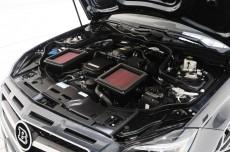 Рабочий объем 12-цилиндрового мотора увеличили с 5,5 до 6,3 л, подняв его мощность до 800 л.с.