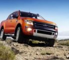 Ford Ranger Wildtrak — броды не помеха!