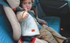 Детские кресла для вашего автомобиля