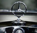 Об эмблемах Mercedes-Benz
