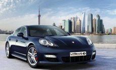 Интересный факт о Porsche Panamera