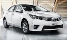Toyota Сorolla – любимица автомобилистов