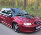Тюнинг Audi S3 1999 г.