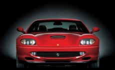 Краткая характеристика Ferrari 550 Maranello