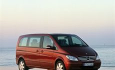 Возим грузы: Mercedes-Benz Viano 4Matic
