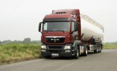Кабина грузовика MAN TGS