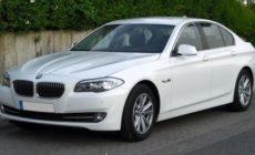 Положительные и отрицательные отзывы о BMW F10