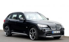 BMW X1: боевая единица
