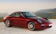 Porsche Targa 4S: что в имени тебе моем…