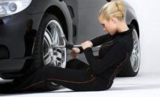 Основные правила замены шин