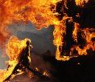 Пожар в автомобиле — причины и последствия