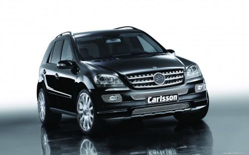 Mercedes-Benz ML (W164) от Carlsson