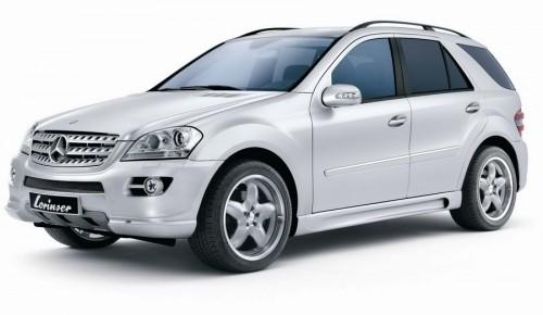 Mercedes-Benz ML (W164) Lorinser