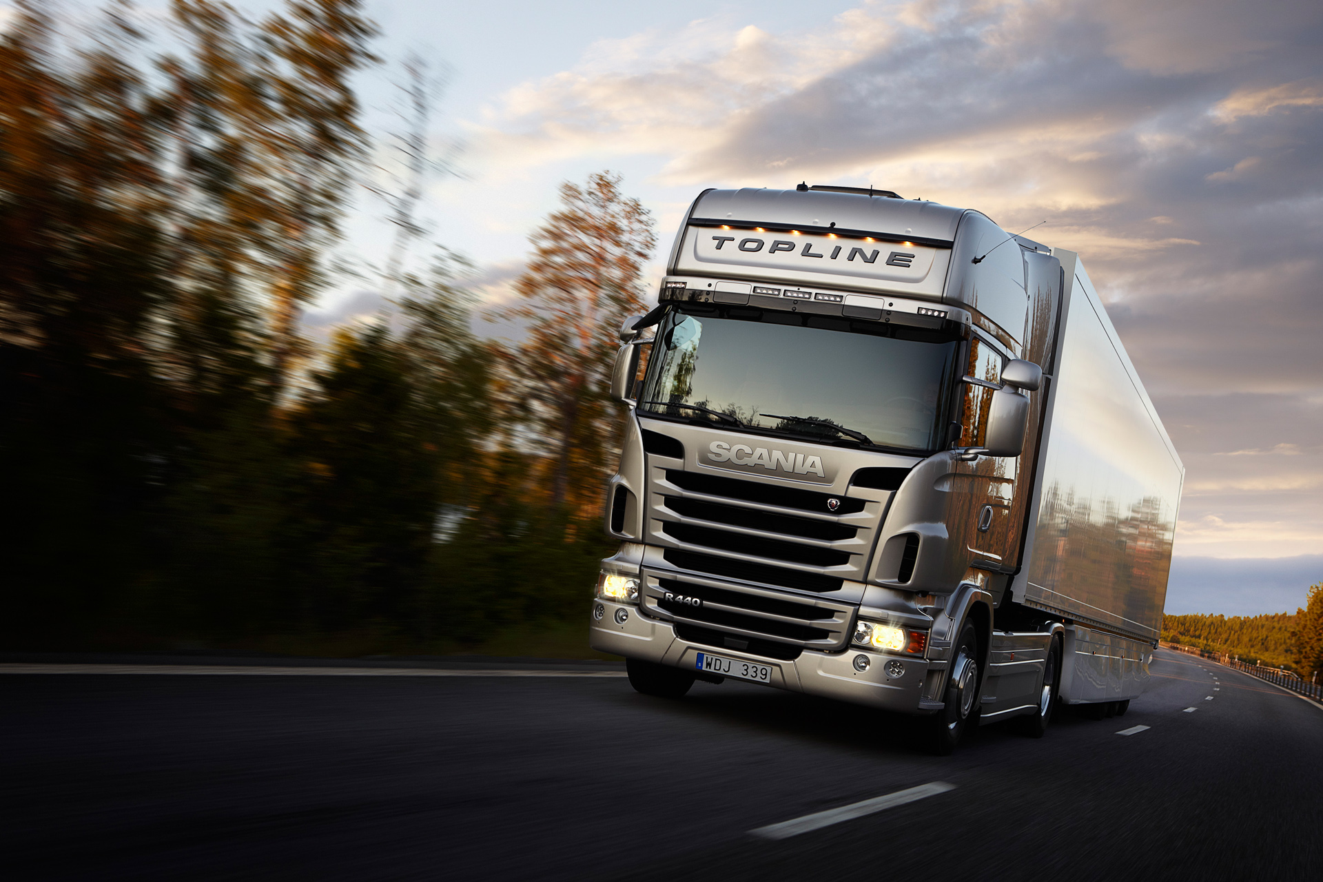 scania Scania has been manufacturing trucks and buses for almost a century the firm bases most of its manufacturing operations in sweden, but is active across the world and is owned by volkswagen.
