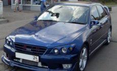 Тюнинг: Toyota Altezza Tom's