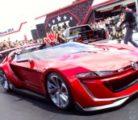 Шедевр от немцев — Volkswagen GTI Roadster