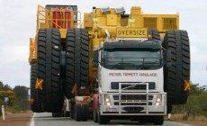 Перевозка негабаритных грузов. Логисты решают все вопросы