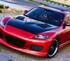 Mazda RX-8: выбор цели