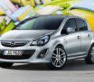 Opel Corsa: оптический обман