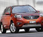 Renault Koleos: васаби по-французски