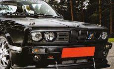 BMW E30: «Скорпион»