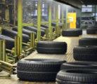 На заводе Nokian Tyres
