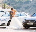 Украшение автомобиля на свадебное мероприятие