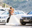 Аренда мерседеса на свадьбу