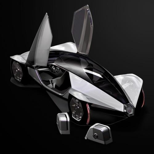 Cadillac Aera