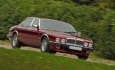 Покупка подержанного Jaguar XJ40