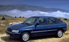 Покупаем подержанный автомобиль: Ford Escort и Orion