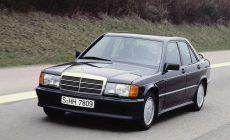 Покупаем подержанный автомобиль: Mercedes 190