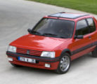 Покупаем подержанный автомобиль: Peugeot 205