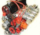 Ford Pinto 1.8. Восстановление головки блока цилиндров
