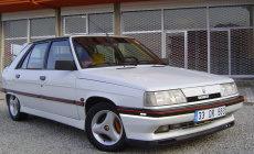 Обхаживаем Renault-11