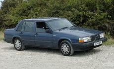 Разборочка. Volvo 740