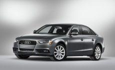 Солидная и быстрая Audi A4