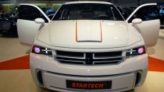 Dodge Avenger Starter. Звездный меринос