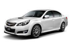 Subaru Legasy. Мистер кардхолдер